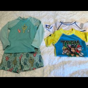 Other - Boys 3T swimsuit lot